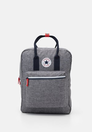 FOUNDATION DAYPACK - Rucksack - dark grey heather