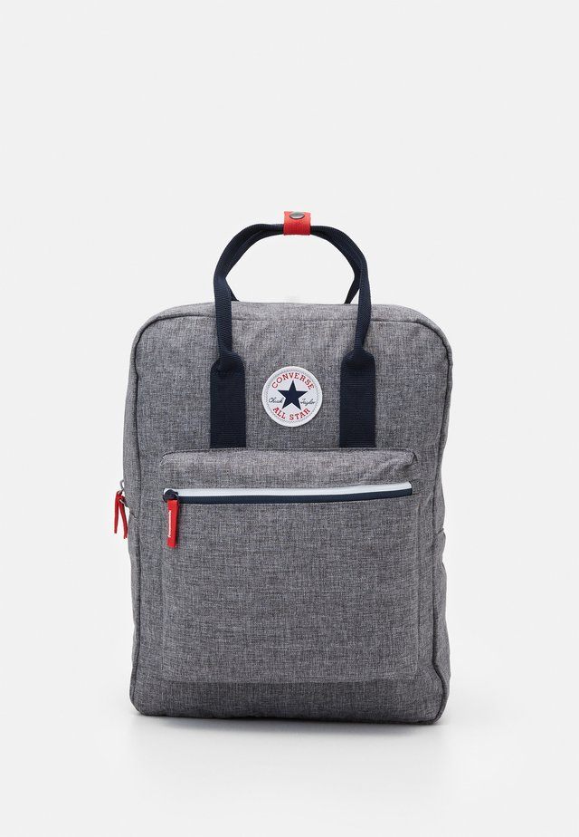 FOUNDATION DAYPACK - Reppu - dark grey heather