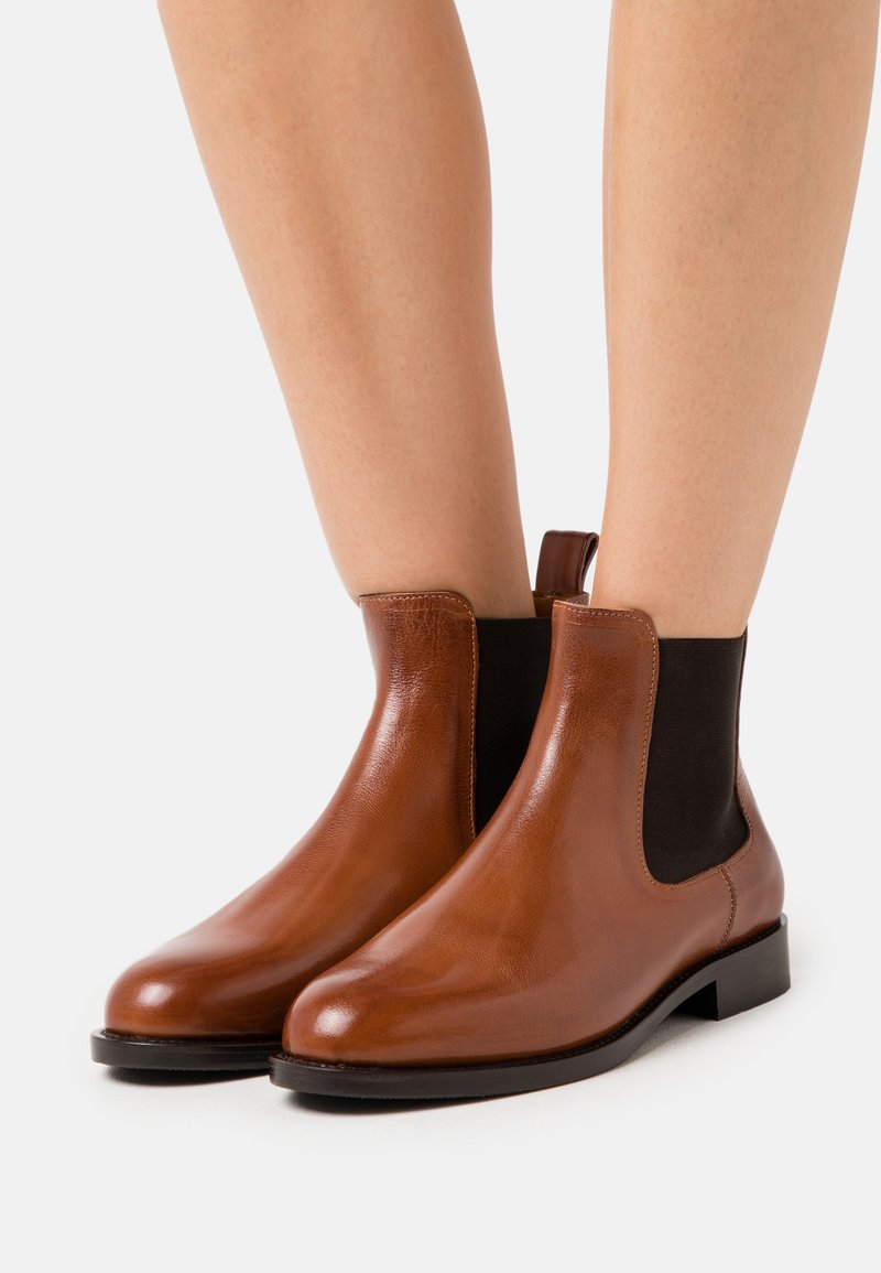 Hash#TAG Sustainable - Ankle boots - brown