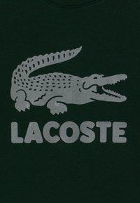Lacoste - LOGO UNISEX - Sweatshirt - dark green - 3