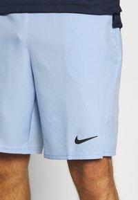 Nike Performance - SHORT  - Sportovní kraťasy - aluminum/black - 4