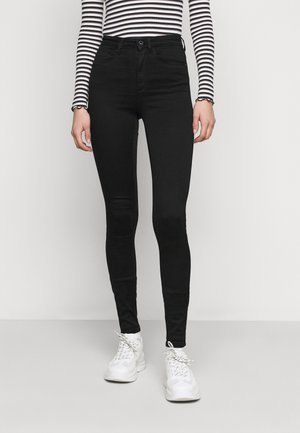 ONLROYAL HIGH - Jeans Skinny - black