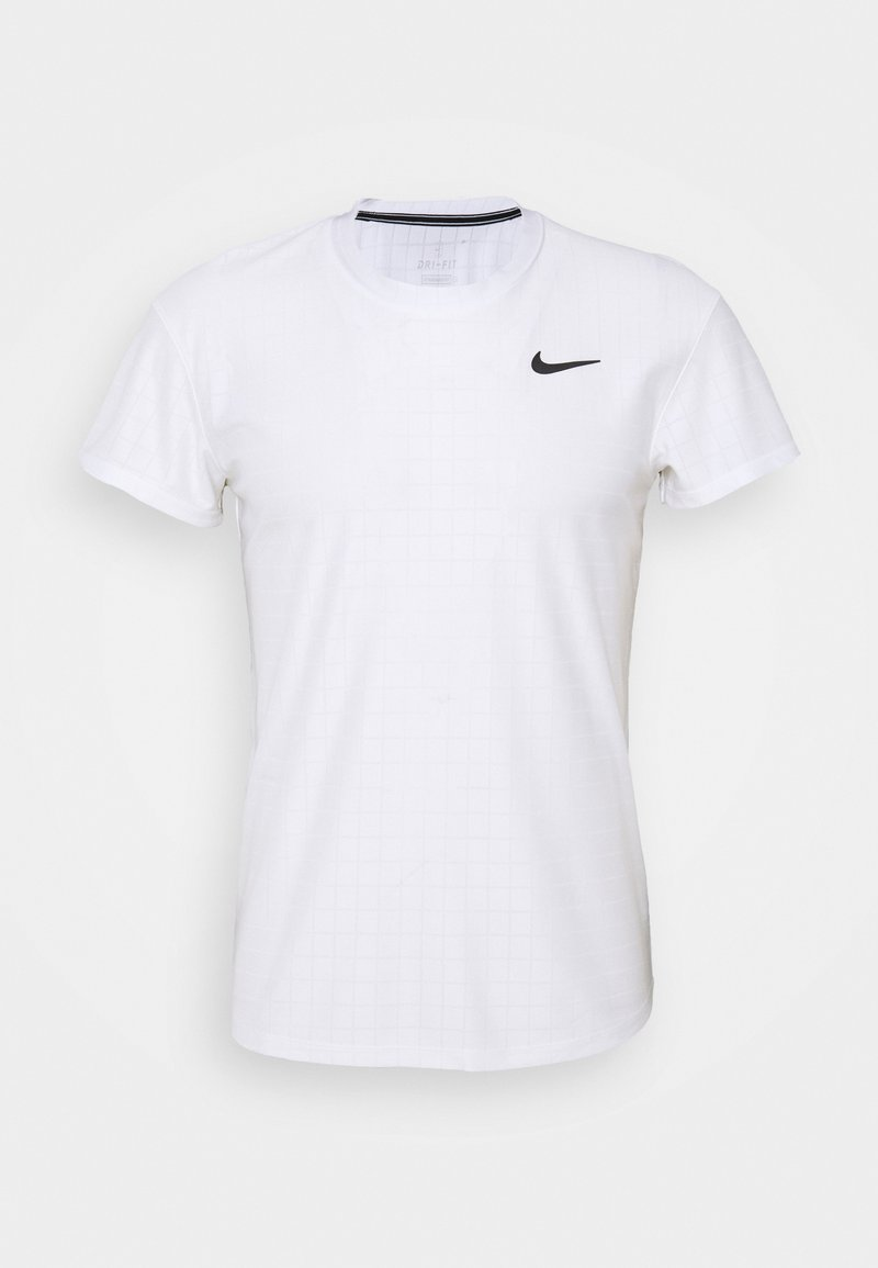 Nike Performance - T-shirts print - white/black