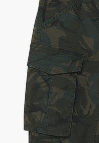G-Star - ROVIC - Pantalones cargo - black/khaki - 2