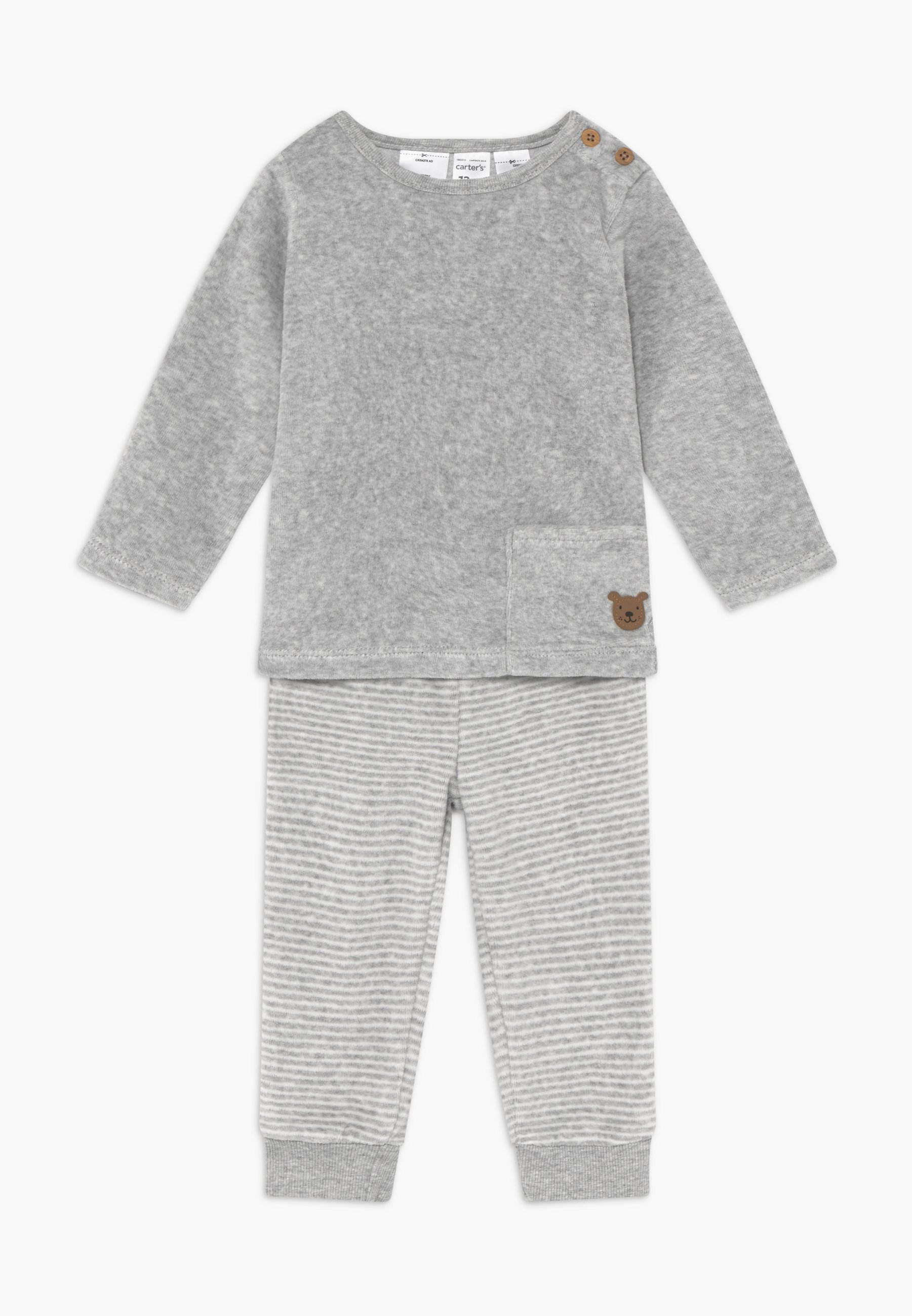Große Förderung Carter's BABY SET - Sweatshirt - gray | Damenbekleidung 2020