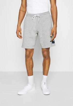 EXPLODED ICON - Shorts - grey