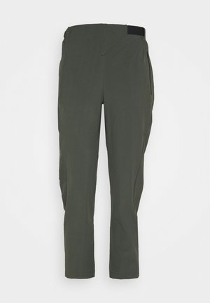 HIKE TECHNICAL HIKING PANTS - Pantalones - dark green