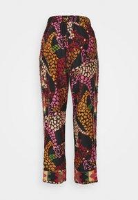 Farm Rio - LEAOPARD PANTS - Trousers - multi - 7