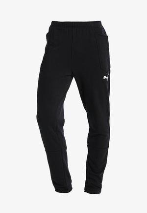 LIGA CASUALS PANTS - Pantalon de survêtement - black/white