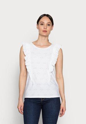 Top - brilliant white