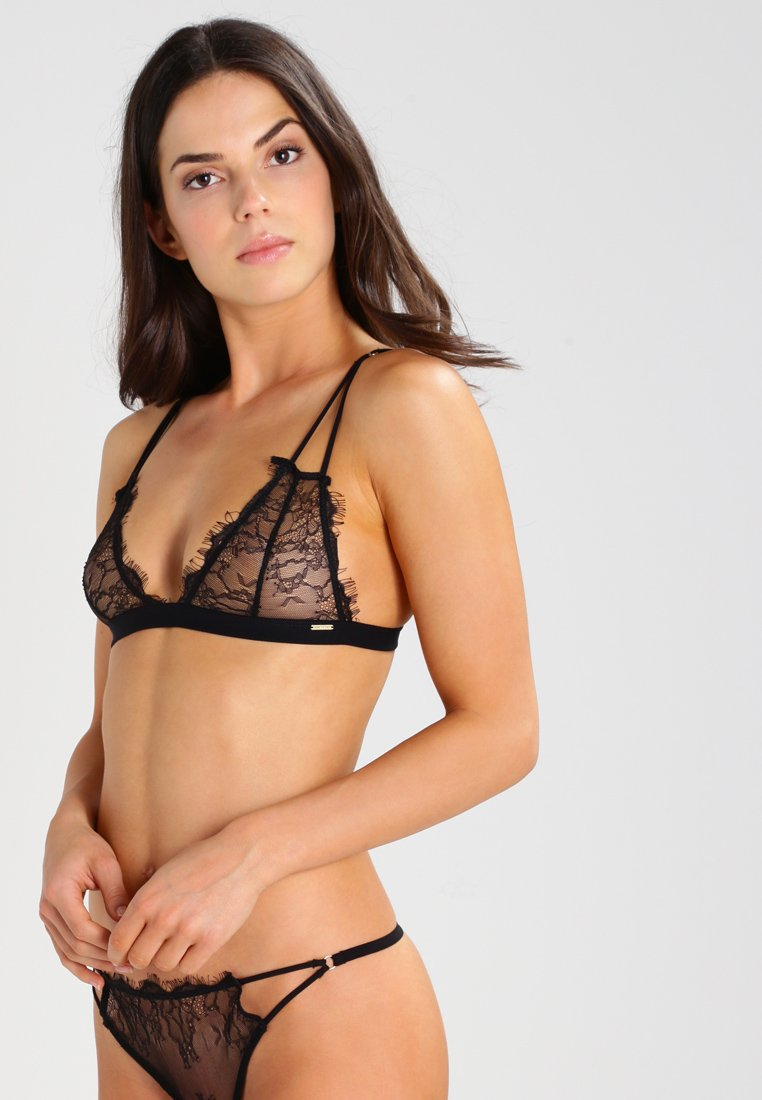 Bluebella - LYRA SOFT - Soutien-gorge triangle - black