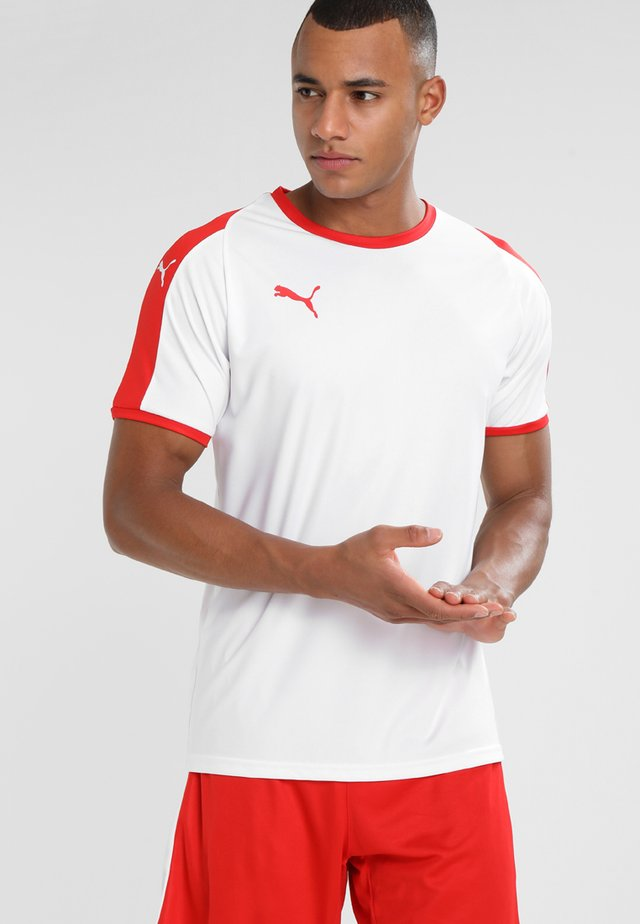 LIGA  - Sportswear - white/red