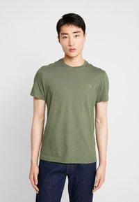 Lacoste - T-shirt - bas - aucuba - 0