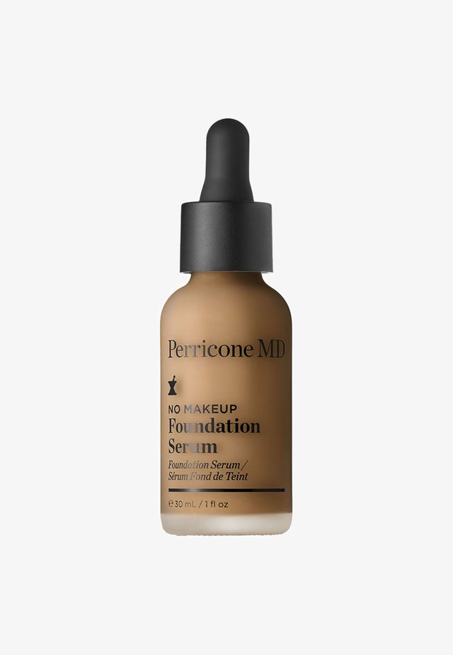 NO MAKEUP FOUNDATION SERUM - BB cream - tan