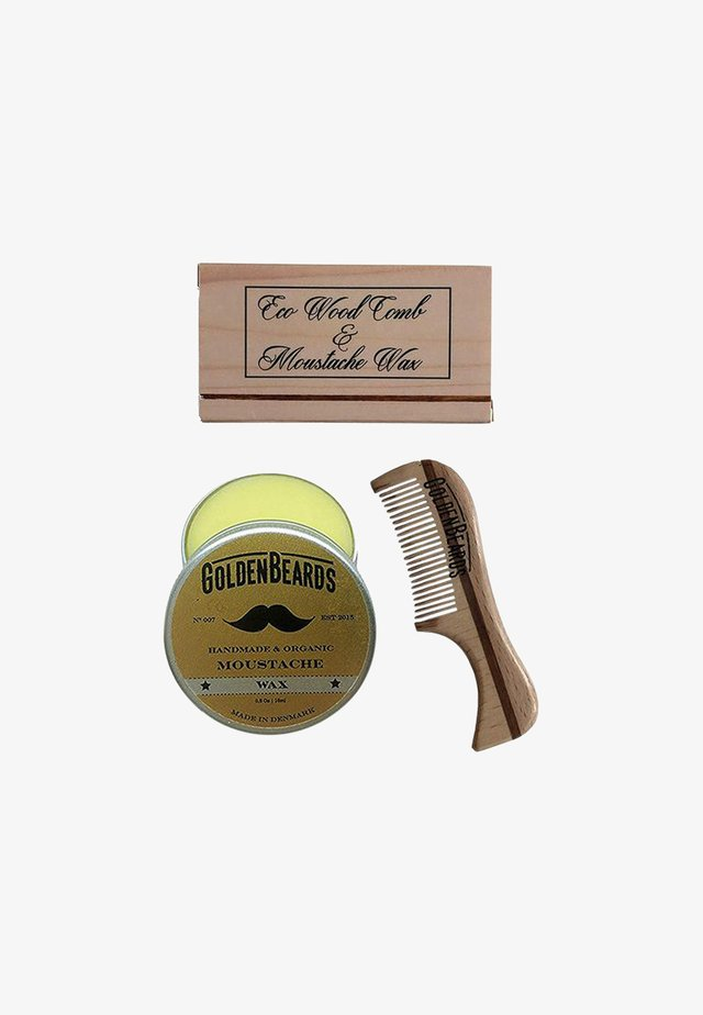WAX + ECO COMB - Hair set - -