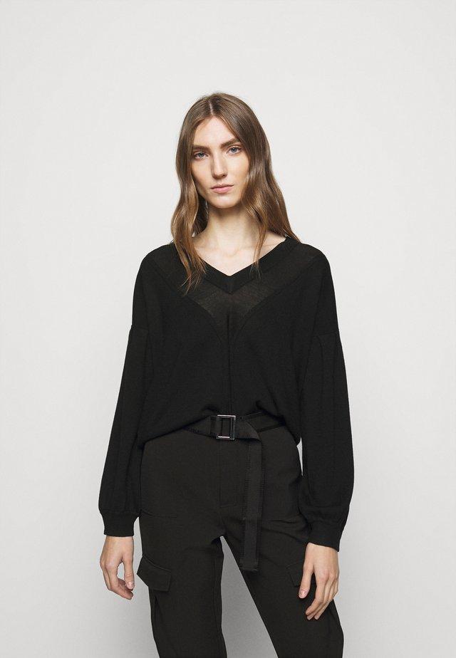 BANGLADESH - Pullover - black