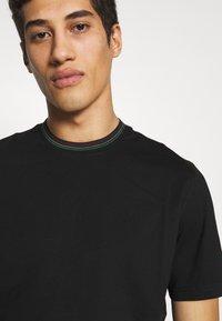 PS Paul Smith - REGULAR FIT - T-shirt basic - black - 4