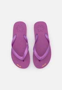 flip*flop - ORIGINALS METALLIC - Teenslippers - bold lavender - 5