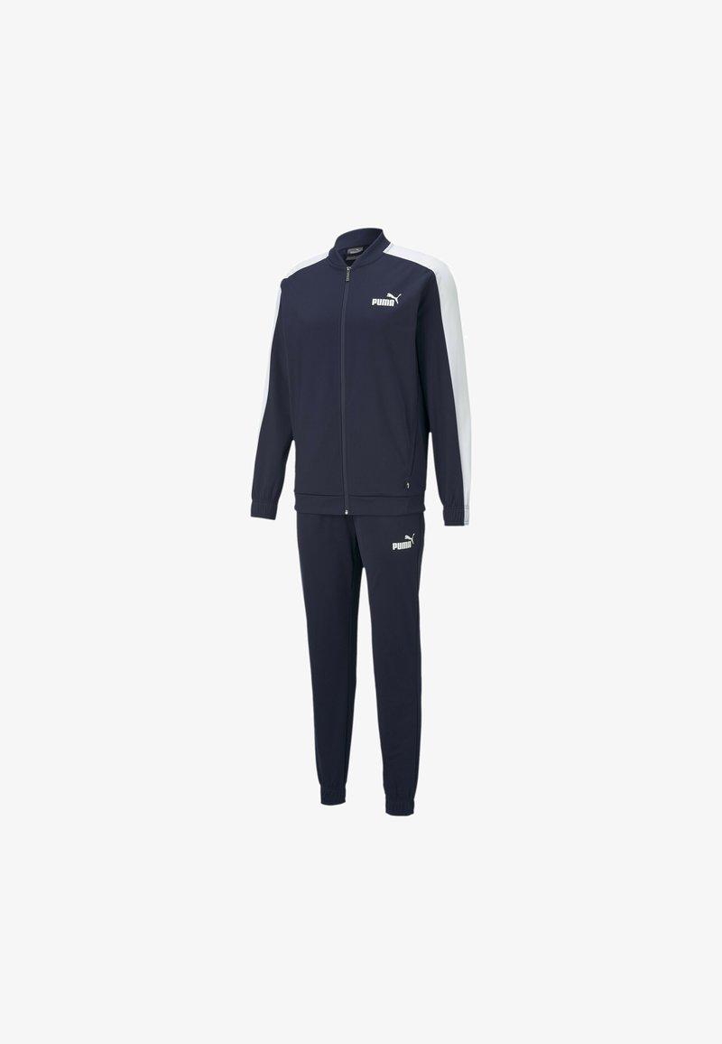 Puma - BASEBALL TRICOT SUIT - Trainingspak - dark blue