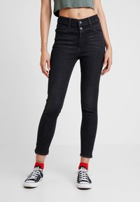 Levi's® - MILE HIGH ANKLE YOKE - Jeans Skinny Fit - great wide open - 0