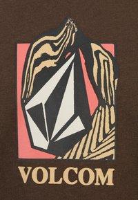 Volcom - CROSTIC - Printtipaita - wren - 2