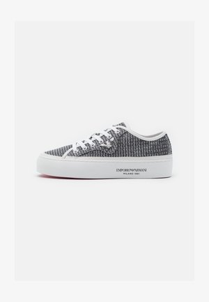 Sneakers basse - silver/white