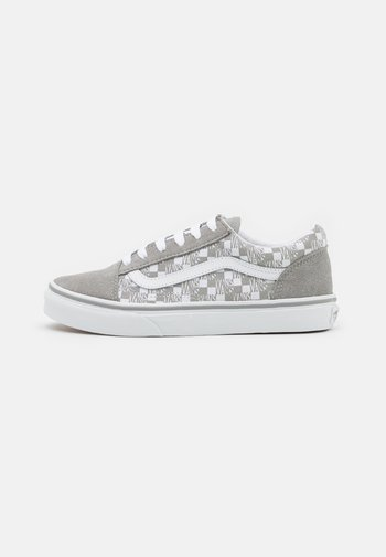 OLD SKOOL UNISEX - Trainers - drizzle/true white