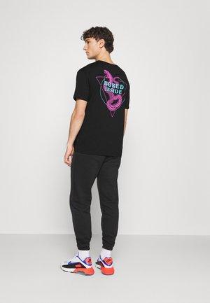 UNISEX - T-shirt imprimé - black