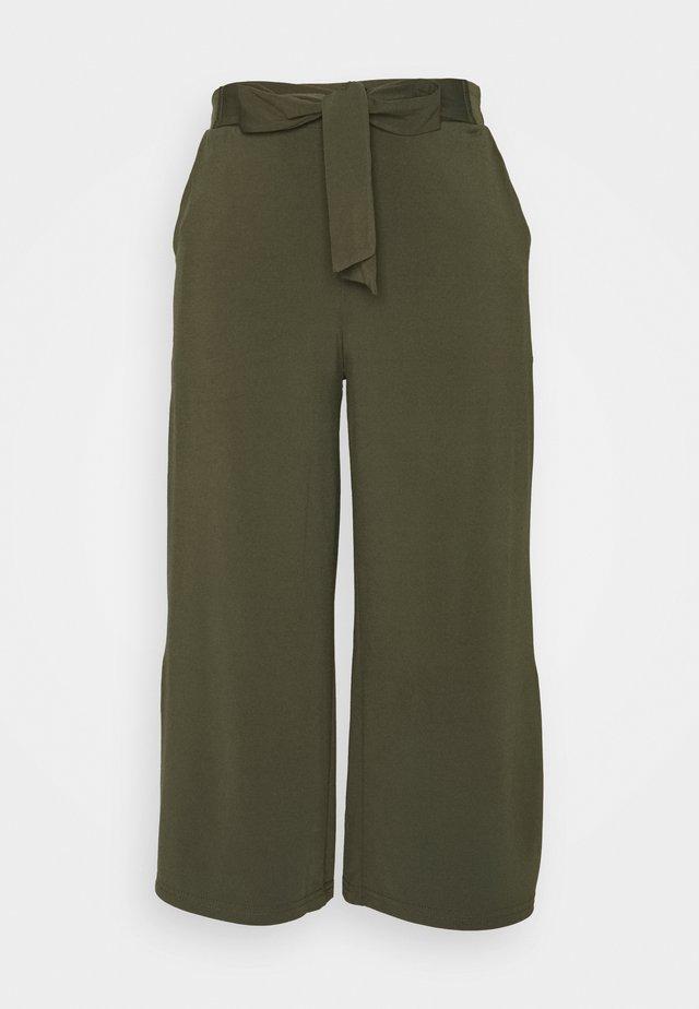 MALLI PANTS - Trousers - grape leaf