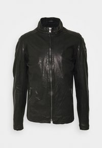 Tigha - DEACON - Leather jacket - black - 4