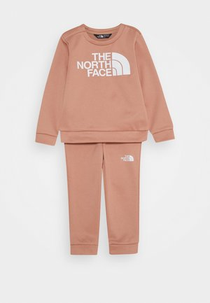 TODD SURGENT CREW SET - Tracksuit - pink clay