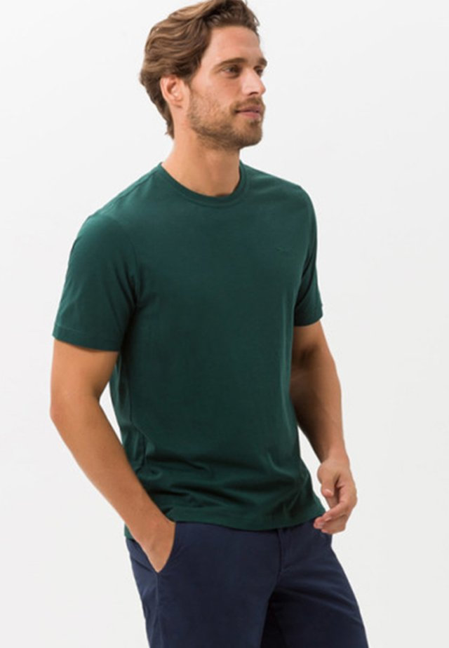 STYLE TOMMY - T-shirt basique - green