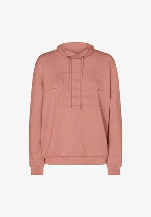 Sweatshirt - cedar red