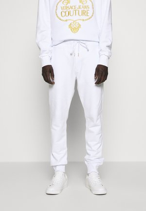 BASIC JOGGERS - Trainingsbroek - white