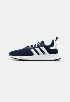 Matalavartiset tennarit - collegiate navy/footwear white/core black