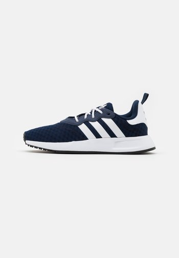 Trainers - collegiate navy/footwear white/core black