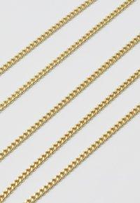 Miansai - VERMEIL CHAIN NECKLACE - Halskette - gold - 4