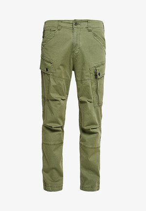 ROXIC - Cargo trousers - sage