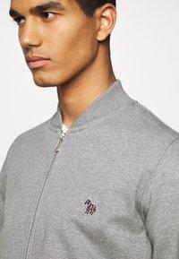 PS Paul Smith - MENS ZIP - Zip-up hoodie - mottled grey - 6