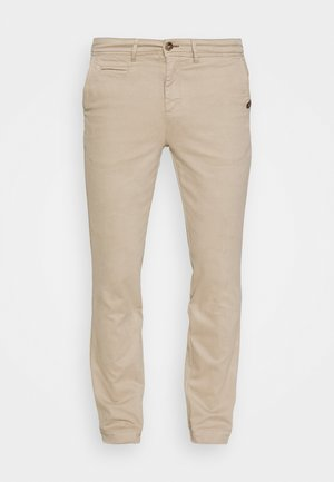 TOUCH DILAN - Trousers - light camel