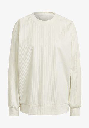 CREW SWEATER  - Sweater - owhite