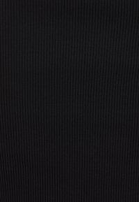 Goldsign - THE RIB NINETIES SHELL - Top - black - 2