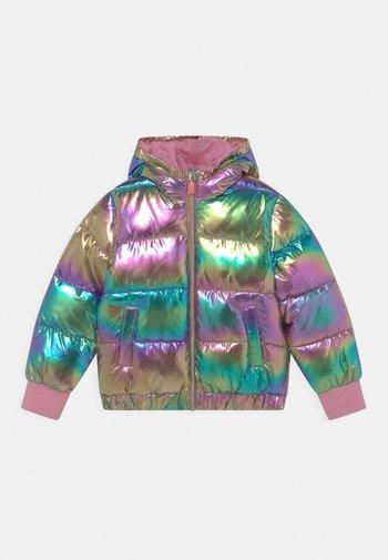 PUFFER - Winter jacket - multicoloured