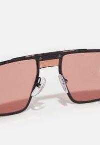 Prada - Sunglasses - matte grey - 4