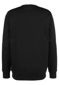 Puma - POWER TAPE CREW - Sweatshirt - puma black - 1