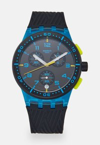 Swatch - TIRE - Chronograph watch - blue - 0