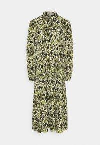 Never Fully Dressed - LEAF PANEL DRESS - Robe chemise - green - 0