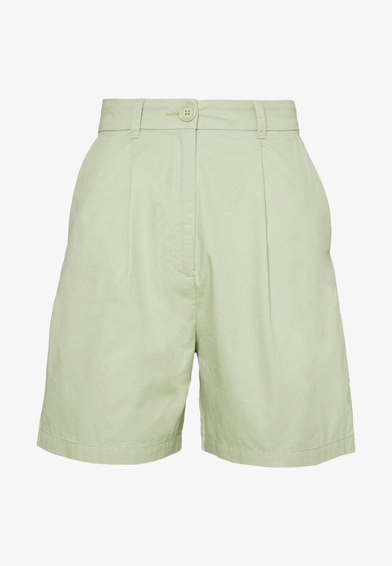 Monki - NIMMI SHORTS - Shorts - green
