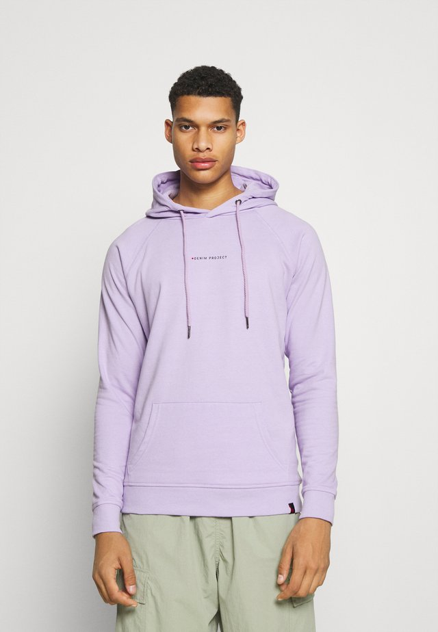 MOJO HOODIE - Sweatshirt - pastel lilac