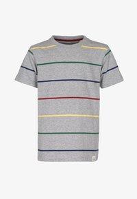 Band of Rascals - Print T-shirt - grey-mel - 0